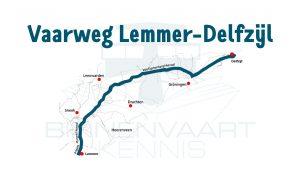 Van Lemmer naar Delfzijl