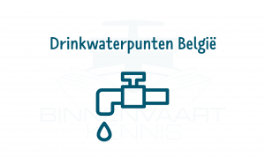 Drinkwaterpunten belgië