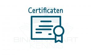 Geldigheid certificaten