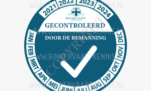 Controle stickers