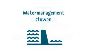 Watermanagement Stuwen